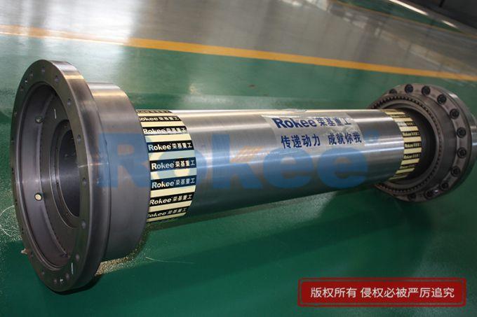 汽轮机组高速耐腐鼓形齿联轴器